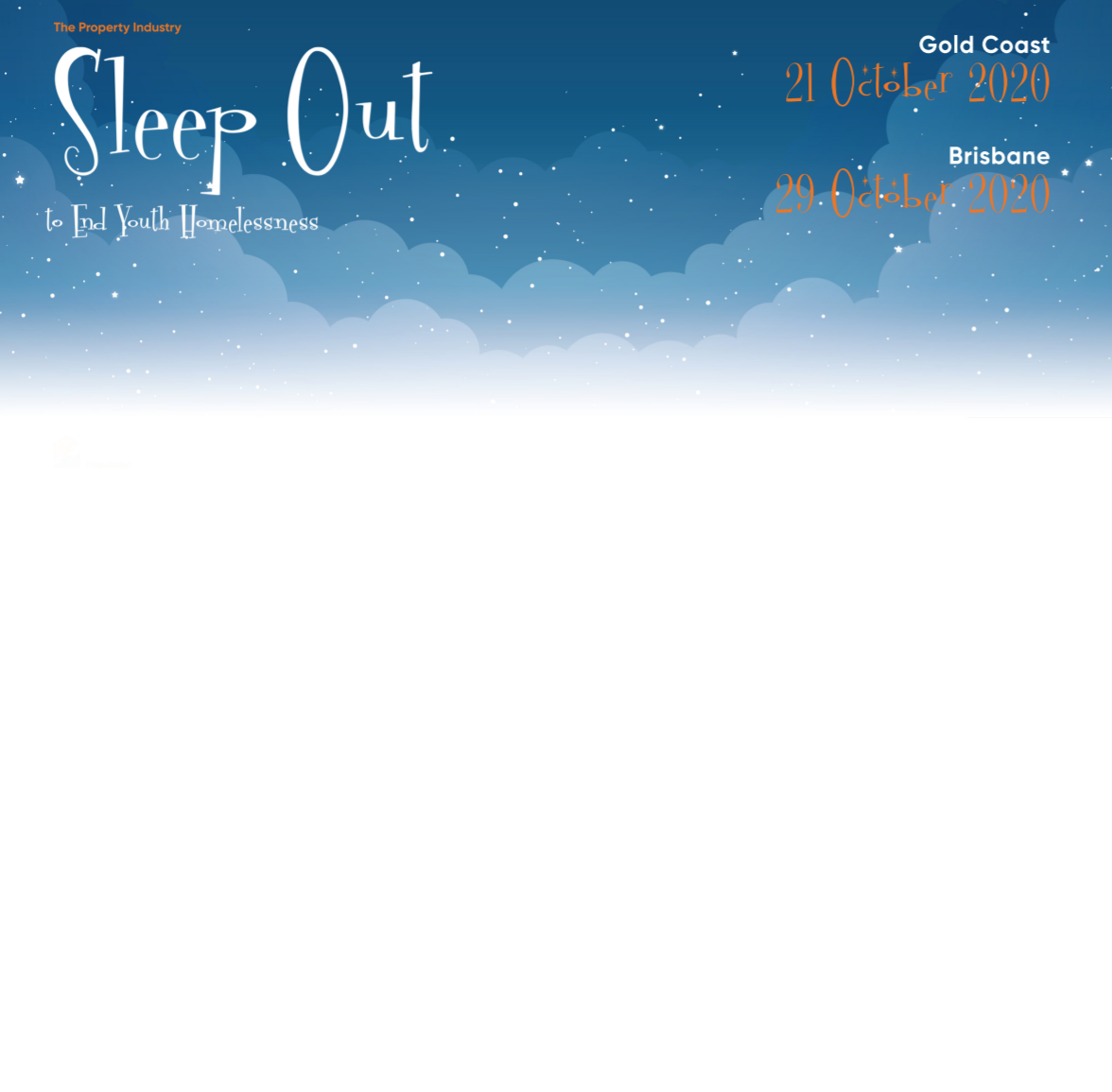 Sleep Out QLD A4 PDF
